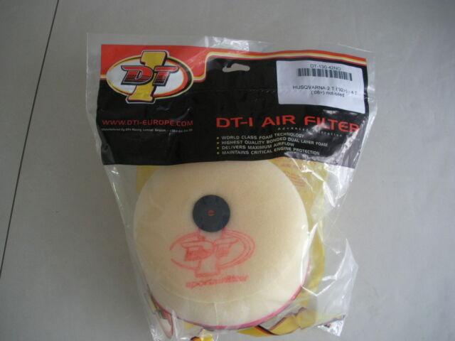 DT1  DT-130-42-NO Luftfilter HUSQVARNA 2 T ('92-'13) - 4 T ('08-'13  Airfilter