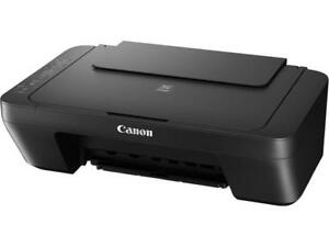 Canon PIXMA MG3020 Approx. 8.0 ipm White Print Speed 4800 x 600 dpi Color Print
