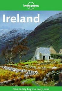 Very-Good-Lonely-Planet-Ireland-Smallman-Tom-Paperback
