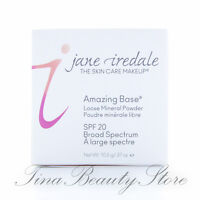 Jane Iredale Amazing Base Loose Mineral Powder Bisque 0.37oz/10.5g In Box on sale