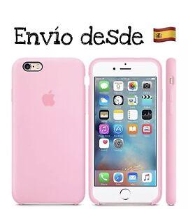 f61a5378223 Funda Silicone Case iPhone 6s/6s Plus/7/7Plus/8/8 Plus-Original ...