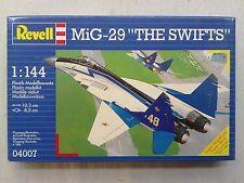 "Revell 04007 MiG-29 ""The Swifts"" 1:144 ""Started"" (Zusammenbau bereits begonnen)"