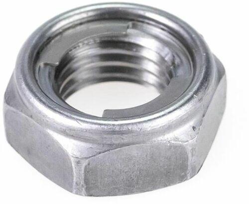 Gabel Mutter für Kolbenstange Druck und Zugstufe M8x1,0 selbstsichernd H5,6