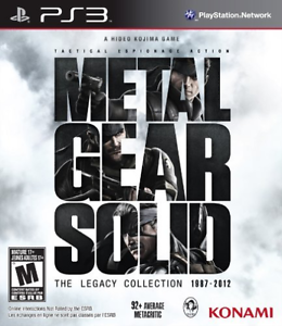 PS3 ACTIONMETAL GEAR SOLIDLEGACY COLLECTION NO ARTBOOK  PS3 NEW - <span itemprop='availableAtOrFrom'>NW10 7TR, United Kingdom</span> - PS3 ACTIONMETAL GEAR SOLIDLEGACY COLLECTION NO ARTBOOK  PS3 NEW - NW10 7TR, United Kingdom