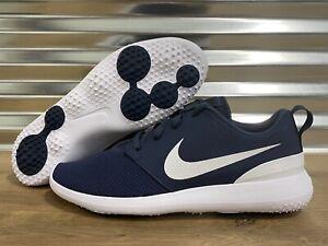 Nike Roshe G Golf Shoes Navy Blue White