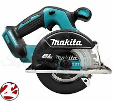 "Makita XSC02Z LXT 18V 5-7/8"" Brushless Lithium-Ion Metal Cutting Cordless Saw"