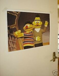 Sesame Street Great Poster Colour