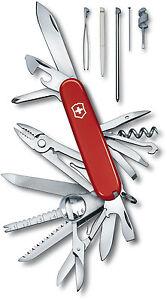 Victorinox Swiss Army Swisschamp Red 53501 New In Box Ebay