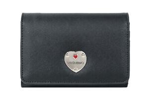 Zelig Portemonnaie geldbörse Damen Wallet Medium Nero Valentino n06qTp1wq