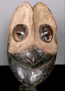 Antiguo Tribal bathroom Pájaro Máscara -- COTED 'Ivoire BN 51