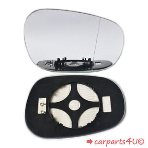 Left Passenger Electric Wing Door Mirror Glass for BMW 3 Series E90 E91 FL 2008+
