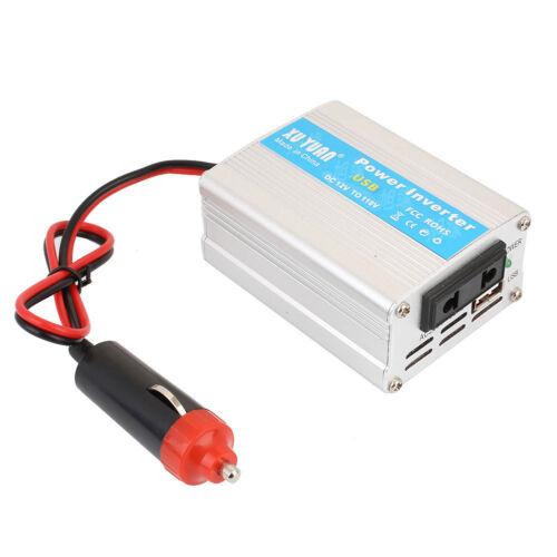 3000W Car LED Power Inverter WATT DC 12V//24V to AC 110//220V Charger Converter
