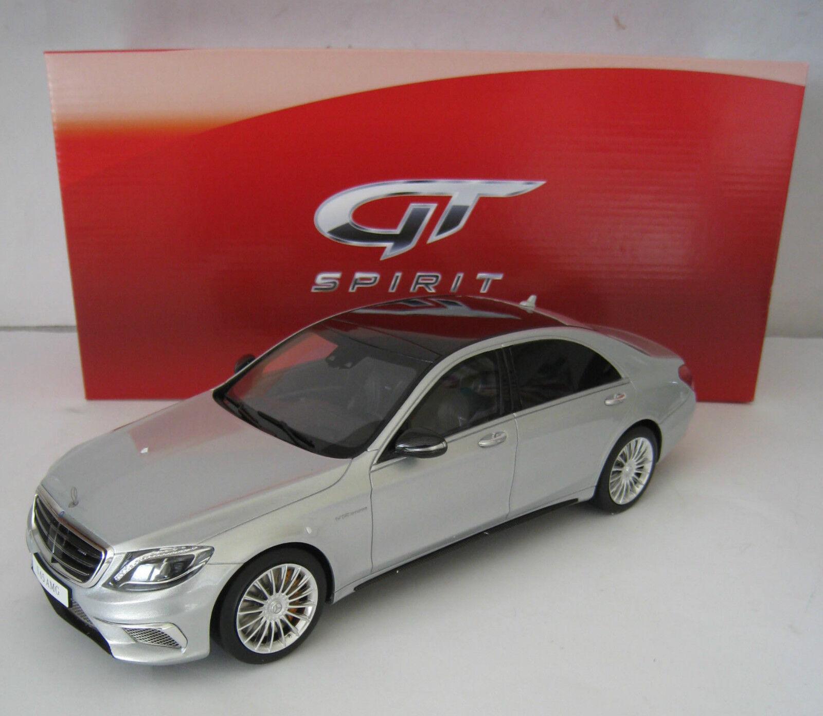 Mercedes AMG s65 limitée 1.500 Pièces GT SPIRIT 1 18   magnifique
