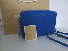 Michael Kors Ava XS Crossbody Electric Blue in blue