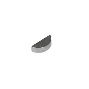 Keil Halbmond 3x3,7 Primärritzel Kupplungsseite für Simson S50 S51 KR51 SR50