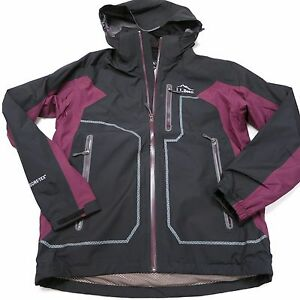 400-L-L-Bean-Men-039-s-Full-Feature-Lined-amp-Gore-Tex-Jacket-Size-Medium-Purple