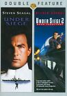 Under Siege/under Siege 2 Dark Territ 0883929029990 With Tommy Lee Jones DVD