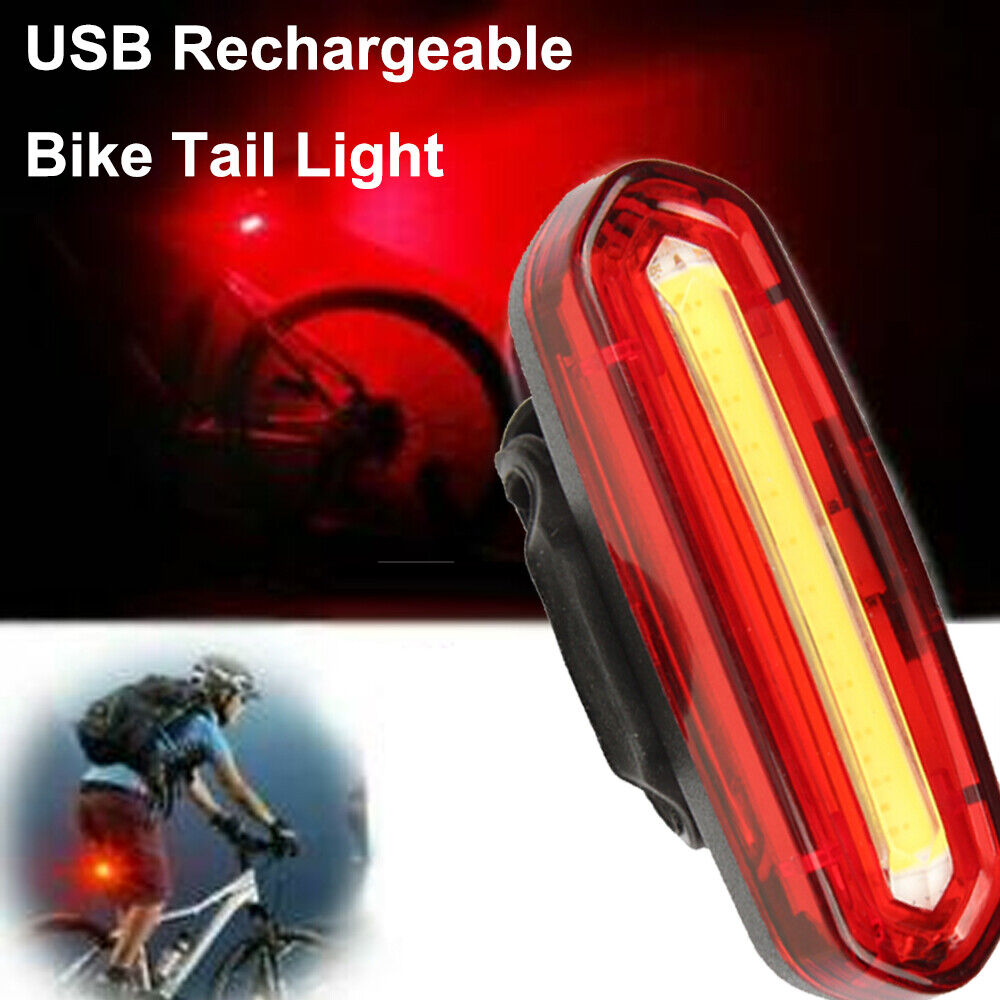 LED 16 Bulbs Bicycle Bike Rear Back Behind Tail Safe Lamp Light Red Blue/_A0
