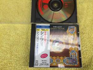 Thin Lizzy,Johnny The Fox,Japan CD,Erstauflage(Phonogram Japan)!Neu,Superrar!!!