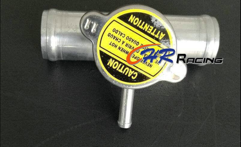 38MM-HOSE-1-1-2-034-Radiator-CAP-ALUMINUM-IN-LINE-RADIATOR-HOSE-FILLER-NECK-CAP
