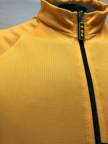 Size L Yellow Men/'s Cycling Jersey by Inverse