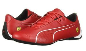 PUMA-FERRARI-Men-039-s-Sneakers-Men-Shoe-30624101-SF-Future-Cat-Ultra-Red-New