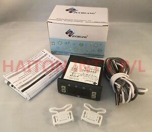 Digital temperature and humidity controller JC-421