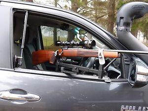 Racken-Rest-Double-Swivel-Mount-SmartRest-Door-Mounted-Gun-Rest