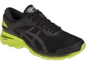 e01a1c0b0 Image is loading Asics-GEL-Kayano-25-Mens-Running-Shoes-Black-