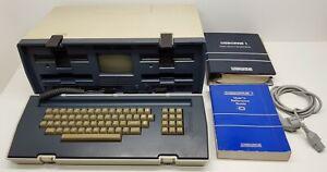 Osborne-1-CP-M-Computer-Later-Model-Tested-100-Rare-Original-Manuals-Portable