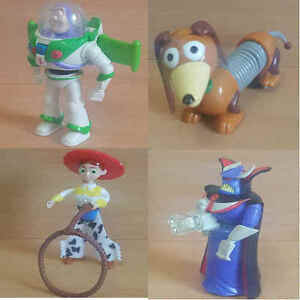 McDonalds-Happy-Meal-Toy-2000-2nd-Disney-Toy-Story-Plastic-Figures-Various