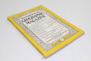 The-National-Geographic-Magazin-Dezember-1952-Vol-Cii-Nein-6-Von-Unbekannte