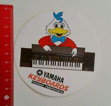 Aufkleber/Sticker: Yamaha Keyboards (190616133)