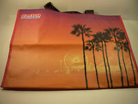 Reusable Costco 20x14 Reuseable Grocery School Shopping Travel Bag Canvas Vinyl