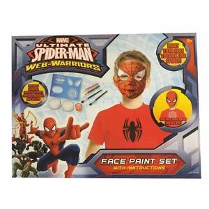 Marvel ultimate spider man web warriors kinder for Kinder party set