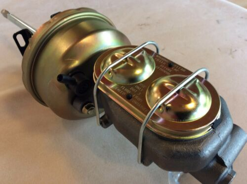 "1964-72 Chevrolet Malibu 7/"" brake booster /& master cylinder firewall brackets"