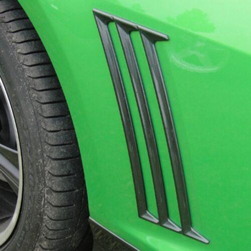 For Chevy Camaro 10-15 Retro USA CA1QM-A-U Unpainted Quarter Moldings Set