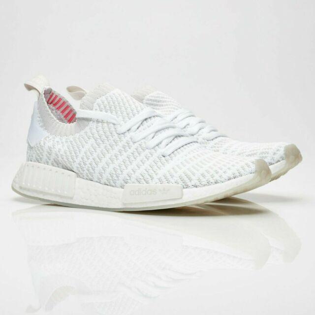 Men US 9 CQ2388 New Adidas Men/'s Originals NMD R1 STLT Primeknit Shoes
