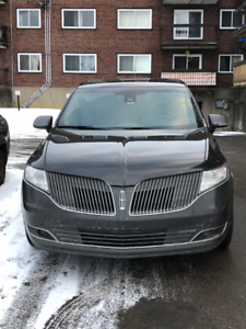 Ex-Limousine Lincoln MKT 2015 for sale