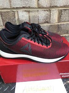 Mens-Reebok-Nano-8-Black-Red-Size-11-Training-Crossfit
