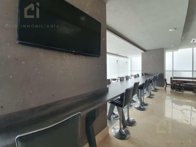 Lujosas oficinas en venta en el piso 20 de la fabulosa Torre Exertia