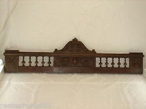 Joli ancien fronton en chêne- carved wood aGoq4P0n-07223721-300147788