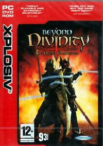Details about Beyond Divinity: The Quest Continues (RPG PC Game) sequel to  Divine Divinity