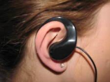 Staff Headset for Motorola XTN CLS MU CP GP SP UHF VHF