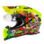 2019-O-039-Neal-Sierra-II-Casque-Avec-Visiere-Enduro-Supermoto-ATV-Quad-Motocross-MX miniature 34