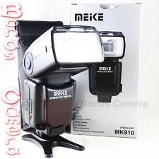 Meike MK-910 iTTL Flash Speedlight 1/8000s Para Nikon SB-900 D4 D800 D5300 D7100