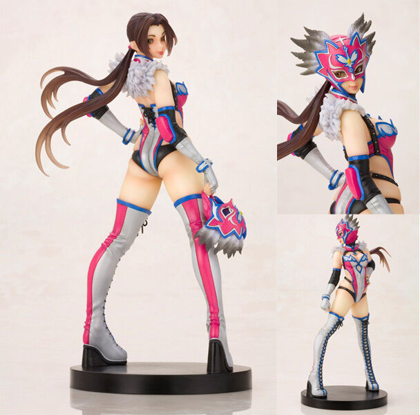 Bishoujo tekken tag tournament 2 - statue - jaycee