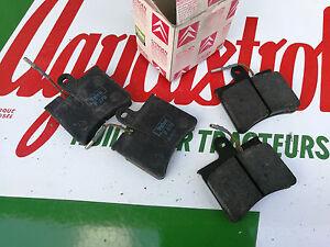 Destockage! Kit Plaquette De Frein Avant Gsa Apres 1981 Les Produits Sont Disponibles Sans Restriction