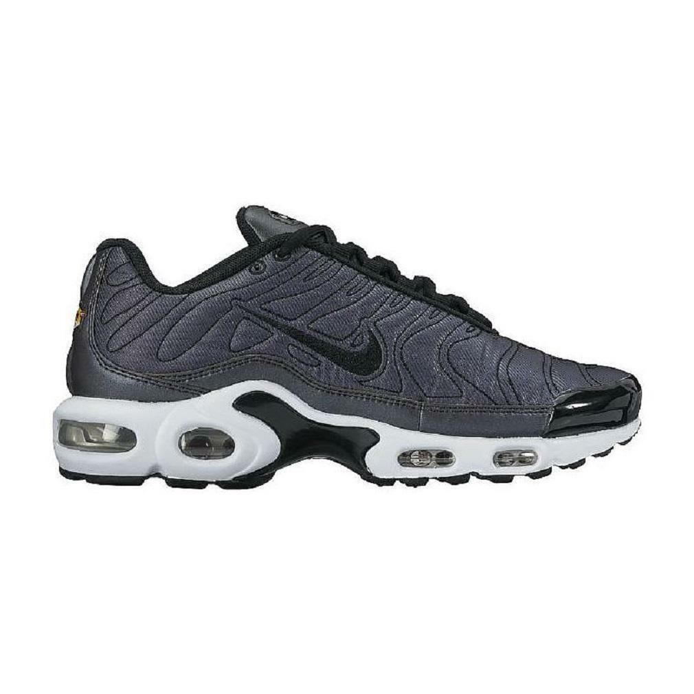 Womens Nike Air Max Plus SE Met Black Running Running Running Trainers 862201 001 e0f440