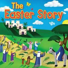 The Easter Story by Juliet David (2015, Board Book)
